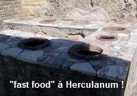 Taverne à Herculanum