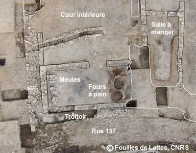 La plus ancienne taverne Romaine connue