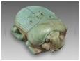 scarabée egyptien