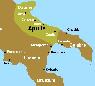 A short story of the Apulia
